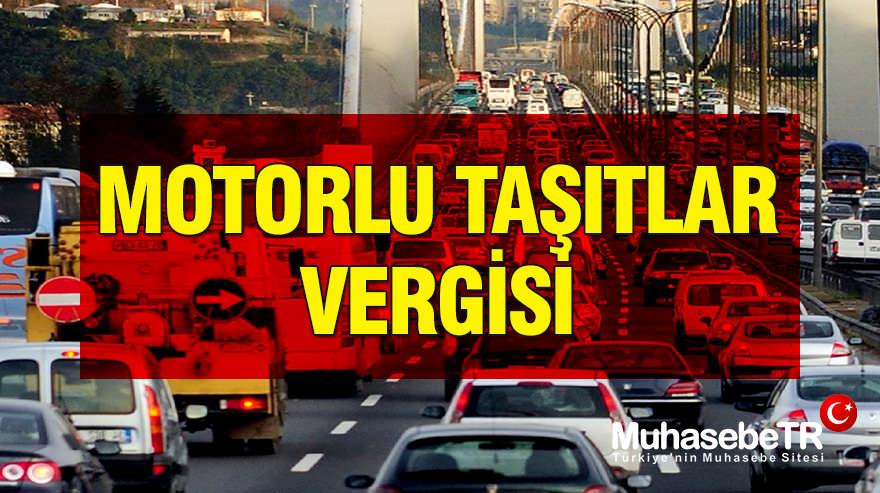 Motorlu Taþýtlar Vergisi (MTV) 2019
