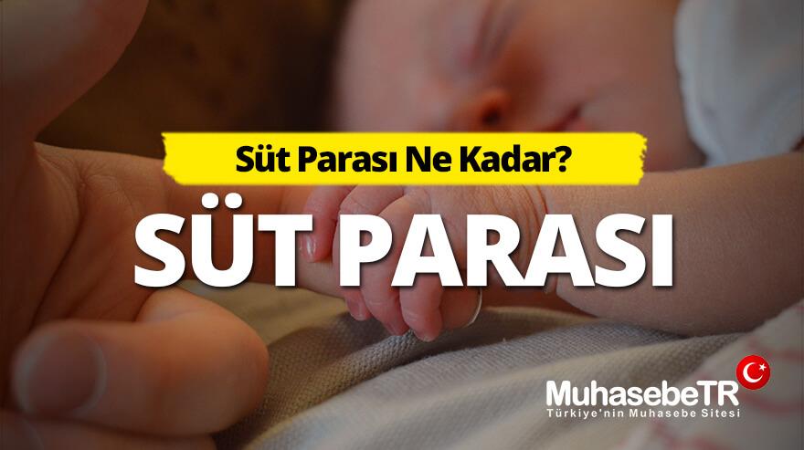Süt Parasý 2019 - Süt Parasý Ne Kadar?